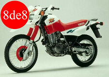 Yamaha XT 600 (1990) - Manual taller en CD (En ingles)