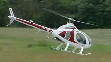 RotorWay Exec 90 Amateur Built Helicopter Wood Model Small New