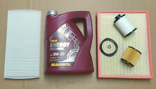 VAUXHALL ASTRA H MK5 1.9 CDTI ENGINE OIL AIR OIL FUEL POLLEN FILTER SERVICE KIT