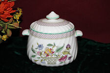 Minton Haddon Hall Sugar Bowl with Lid NEW UK 12295633
