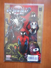 ULTIMATE SPIDER MAN #103  Marvel Comics  [SA44]