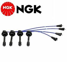 NGK Spark Plug Ignition Wire Set For Toyota Corolla1.8L 1997-1999
