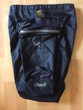 Arcteryx Cierzo 18 Ultralight Summit Travel Backpack 18L Jet Black