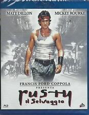 Rusty il selvaggio (1983) Blu Ray