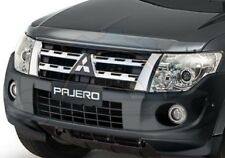 PAJERO CLEAR BONNET PROTECTOR MITSUBISHI GENUINE NEW NT NW 2008-2015 COVER