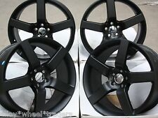 "20"" B DARE 5 ALLOY WHEELS FITS RENAULT VOLVO PEUGEOT MERCEDES BENZ 5X108 ONLY"