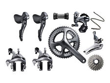 Shimano Ultegra 6800 2 x 11 Speed 50/34T 170mm 11-32T Bike Groupset Build Kits