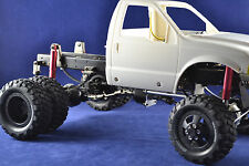 DUALLY RIM KIT FOR TAMIYA HIGH LIFT F350 R/C TRUCK - FULLY ADJUSTABLE RIM KIT