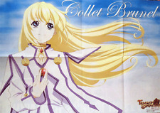 Tales of Symphonia / Ouran High School Host Club Poster Colette Brunel Haruhi