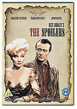 The Spoilers (DVD, 2011) sealed