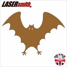 Extra Large MDF Halloween Bat Shape - perfect for craft & festive decoration