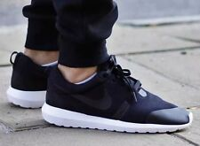 NIKE ROSHE NM TP  TECH FLEECE TRIPLE BLACK (749658 001) SZ: MNS 10.5