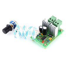 Hot 12V 24V 36V 10A Pulse Width PWM DC Motor Speed Regulator Controller Switch