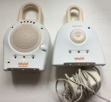 SONY BABY CALL NURSERY MONITOR NTM-910 RECEIVER, TRANSMITTER & 2 AC ADAPTERS