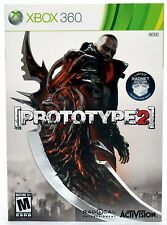 NEW Xbox 360 Prototype 2 Two Limited Radnet Edition Video Game with Bonus Code