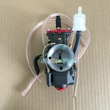 Nibbi Motorcycle Jet Flat Slider Carburetor PWK28 OKO 28mm CNC GY6 CG125 200cc