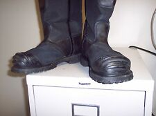 PRO-WARRINGTON 5000 FIREFIGHTING BOOTS SIZE 11E GREAT BOOTS