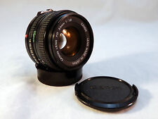 Canon 50mm F/1.8 FD Mount Prime Lens~Near Mint !