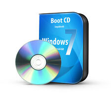 Windows 7 Home Premium 64-bit Boot CD System Restore Recovery Reinstall