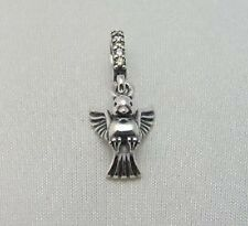 NEW! AUTHENTIC PANDORA CHARM DOVE OF PEACE #791394CCZ