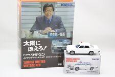 TOMYTEC Tomy Tomica Limited Vintage LV-Taiyo ni Hero! #1 Toyota Crown Diecast