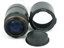 Tokina AF 100mm F2.8 AT-X Macro Internal Focus lens for Canon free shipping