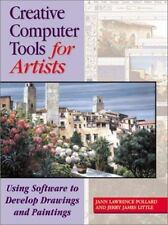 Creative Computer Tools for Artists: Using Software to Develop Drawing-ExLibrary