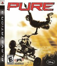 PURE PS3 Game (PRE OWNED) (USED) Excellent Condition
