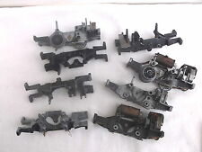 TTR 00 GAUGE LARGE GROUP OF CHASSIS'S  & PARTS - FOR SPARES ETC