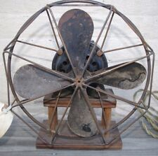 "Westinghouse Style Number 162631A Vintage 10"" Fan AC Motor Industrial Steampunk"