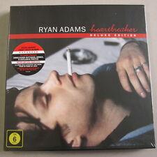 RYAN ADAMS - Heartbreaker ***deluxe Vinyl-4LP + Live-DVD + MP3 BOX***NEW***