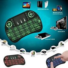 2.4GHz Mini Keyboard I8 Air Mouse Remote Control Touchpad For Android TV Box PC