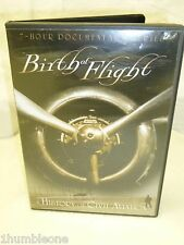 THE BIRTH OF FLIGHT: A HISTORY OF CIVIL AVIATION DVD Set 7 hour documentary