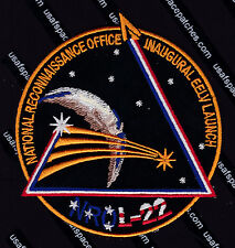 NROL- 22 DELTA IV M+ ULA VAFB USAF DOD NRO CLASSIFIED SATELLITE Mission PATCH