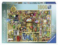 Ravensburger Colin Thompson-le bizzarre LIBRERIA 2 Puzzle 1000 PEZZI