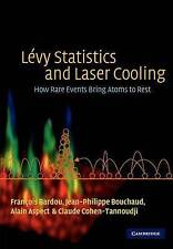 Levy Statistics & Laser Cooling-ExLibrary