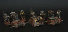 Iron Warriors    Painted    space marines chaos forge world
