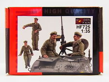 LOT 30401 Hobby Fan HF725 Indochina War French Army 2 Stk. 1:35 Bausatz NEU OVP