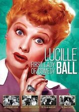 Lucille Ball: First Lady of Comedy (DVD, 2014,2-Disc Set)NEW*SEALED*MAGIC CARPET
