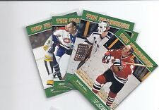 12-13 2012-13 SCORE ORIGINAL SIX THE FRANCHISE FINISH YOUR SET LOW SHIPPING RATE