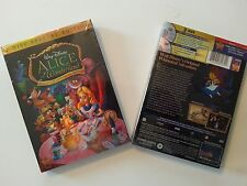 Disney's Alice in Wonderland (DVD 2010 2-Discs Un-Anniversary Edition) BRAND NEW