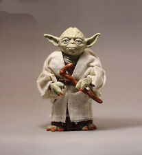 Star Wars 12cm Yoda with Cane Action Figure Loose