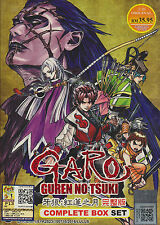 Garo : Guren No Tsuki DVD (Eps : 1 to 24 end) with English Subtitle