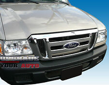 Ford Ranger Chrome 'Factory Style' Grille Overlay 2006-2011