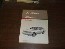 1997 LEXUS GS300 GS 300 Repair Shop Service Manual OEM
