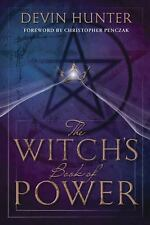 The Witch's Book of Power by Devin Hunter (2016, Paperback) Magic Witchcraft
