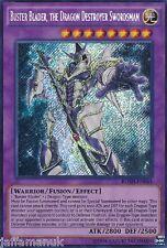 Buster Blader, the Dragon Destroyer Swordsman - BOSH-EN045 - Secret Rare