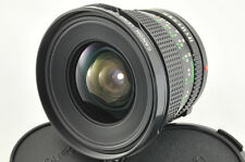 Canon New FD NFD 20mm f/2.8 Lens from Japan #0747