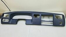 1999-2004 Ford F250 F350 Super Duty Dash Bezel Trim OEM 99-04 BLUE F450 F550