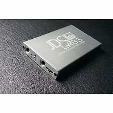 NEW  JDS LABS  C5  Silver Portable Headphone Amplifier